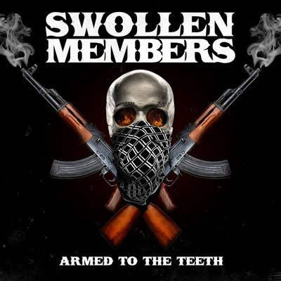 SM Armed To The Teeth LP Cover Art