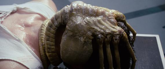 Big Shiny Robot | HORROR MOVIE REVUE: Alien (1979)