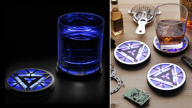 arc reactor coasters