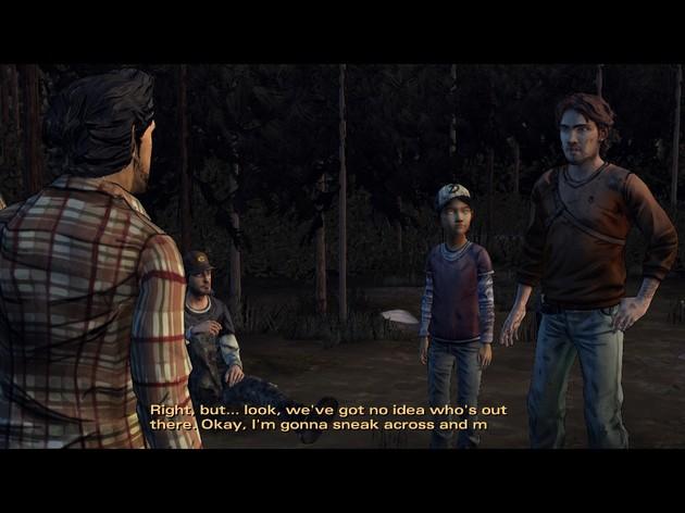 Big Shiny Robot Review The Walking Dead Season 2