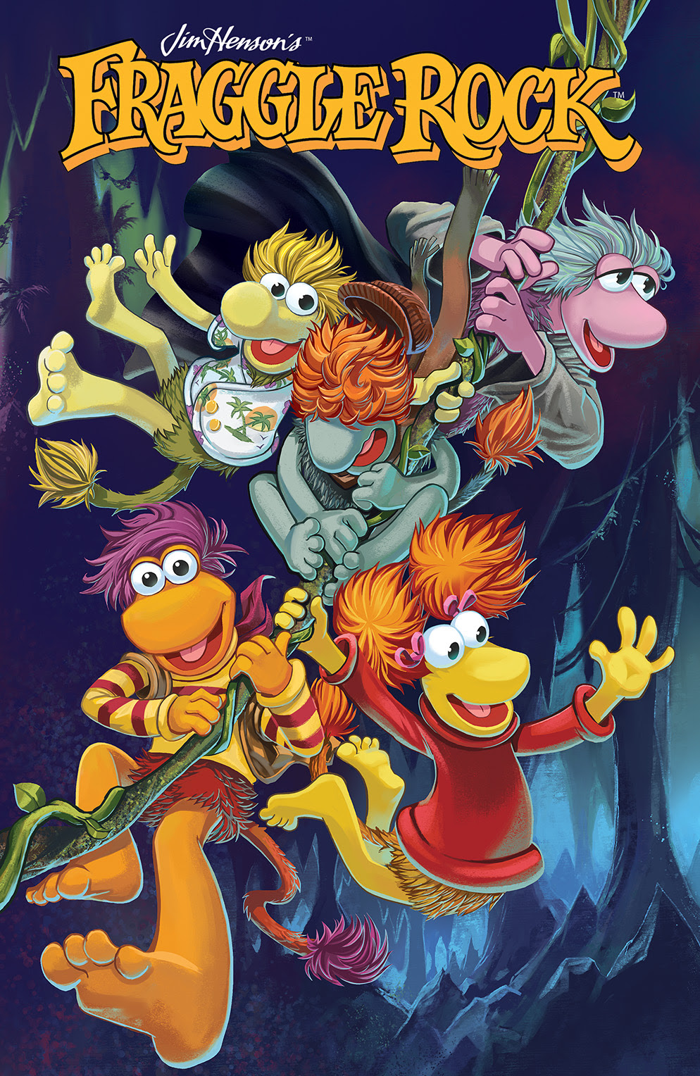 Fraggle Rock: Journey to the everspring