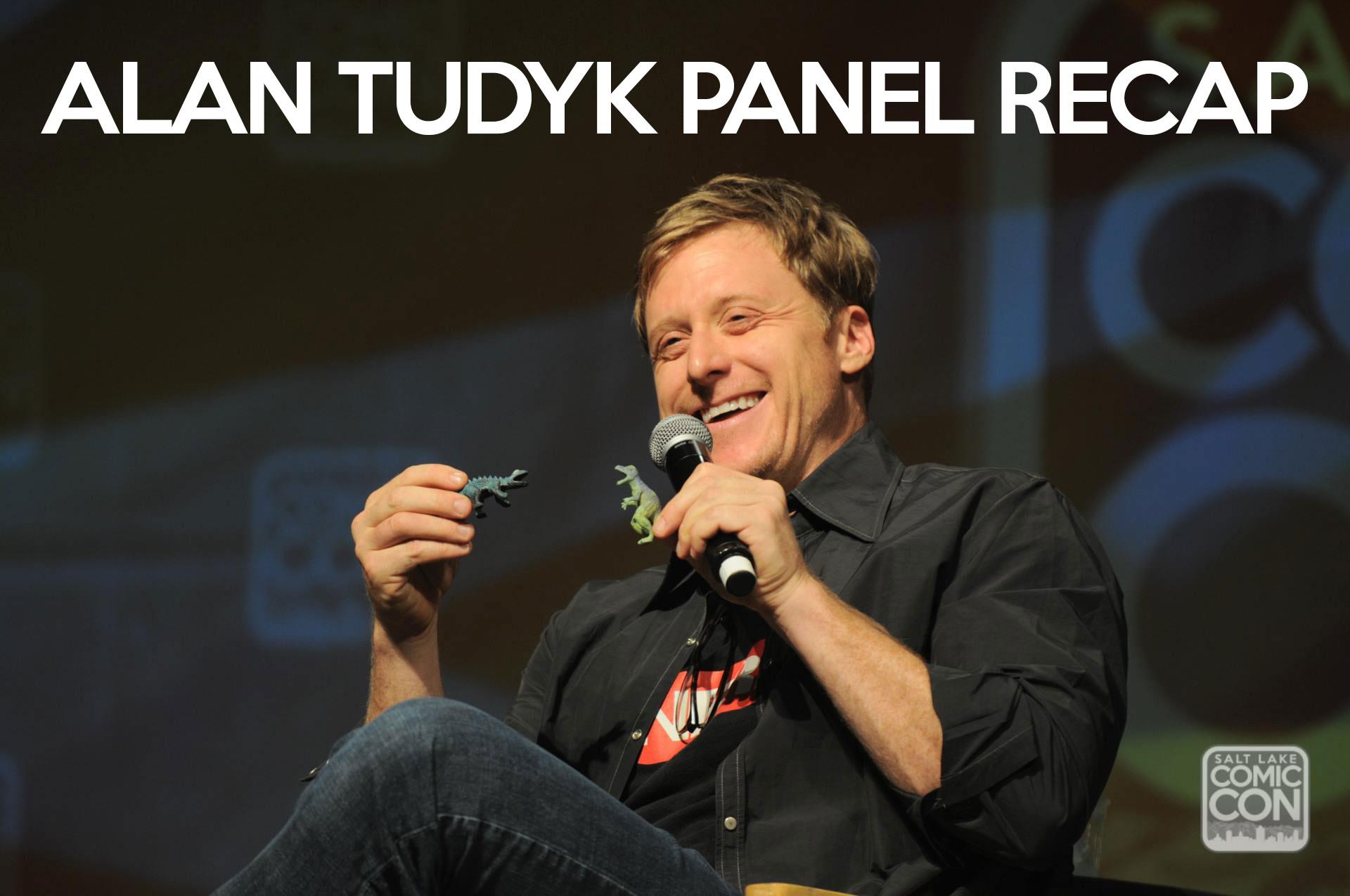 Salt Lake Comic Con: Alan Tudyk Panel Recap