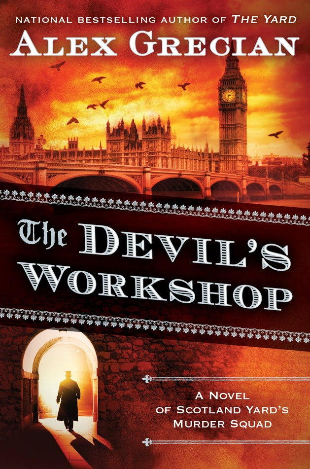 The Devils Workshop cover