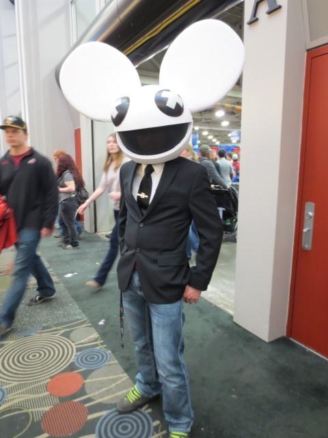 FanX 2015 Cosplay on Big Shiny Robot