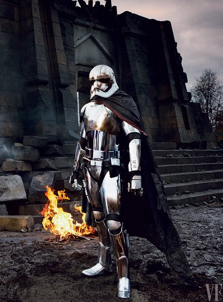 Gwendolyn Christie (Captain Phasma)