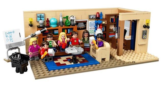 Big Bang Theory Apartment