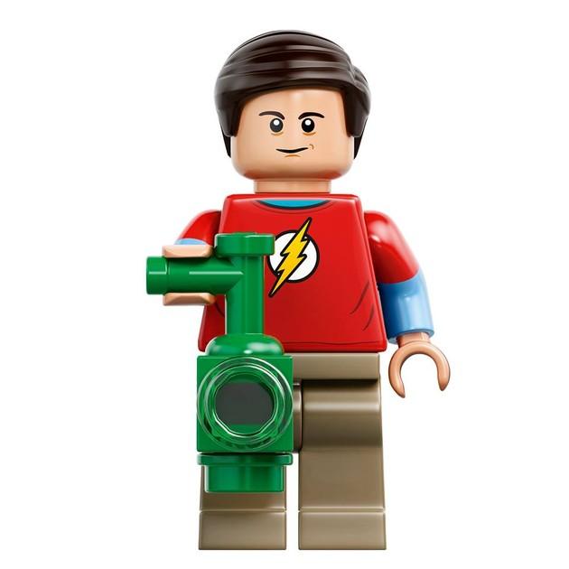 Sheldon Minifigure