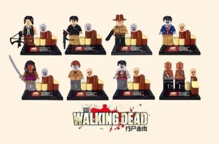 The Walking Dead Bootleg LEGO