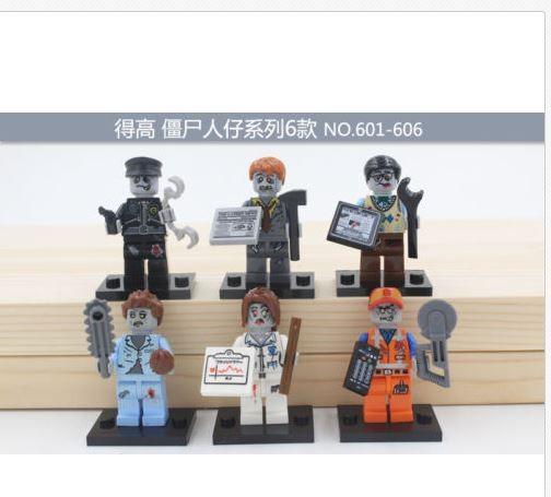 Zombie Bootleg LEGO