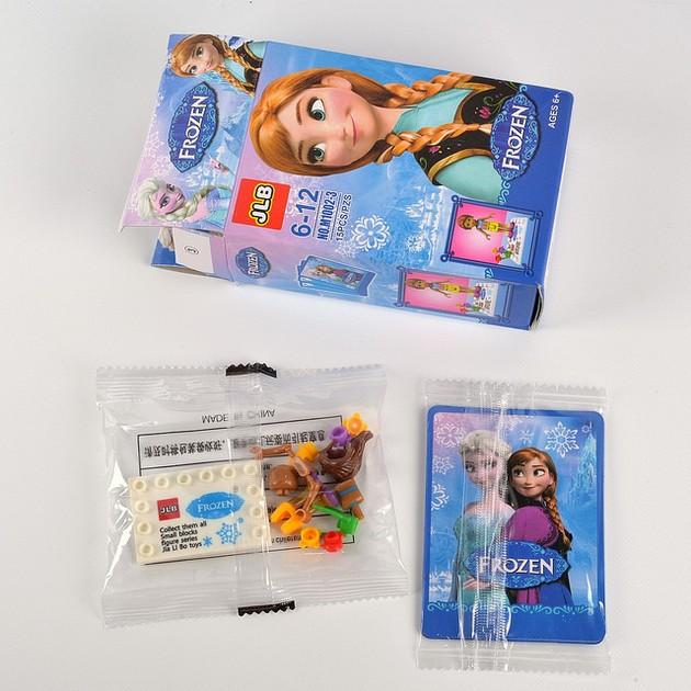 Anna bootleg LEGO box