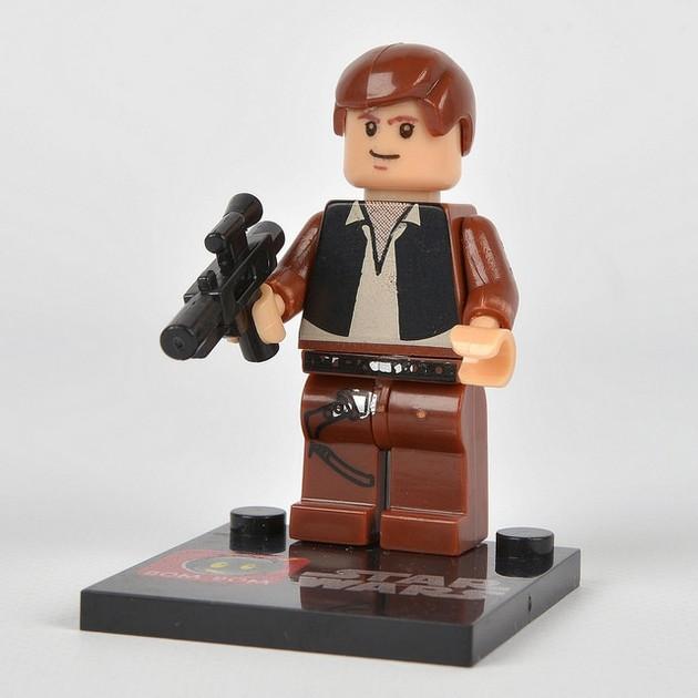 Han Solo Bootleg LEGO