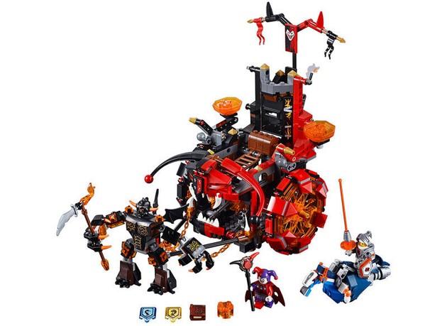 LEGO Nexo Knights Jestro's Evil Mobile