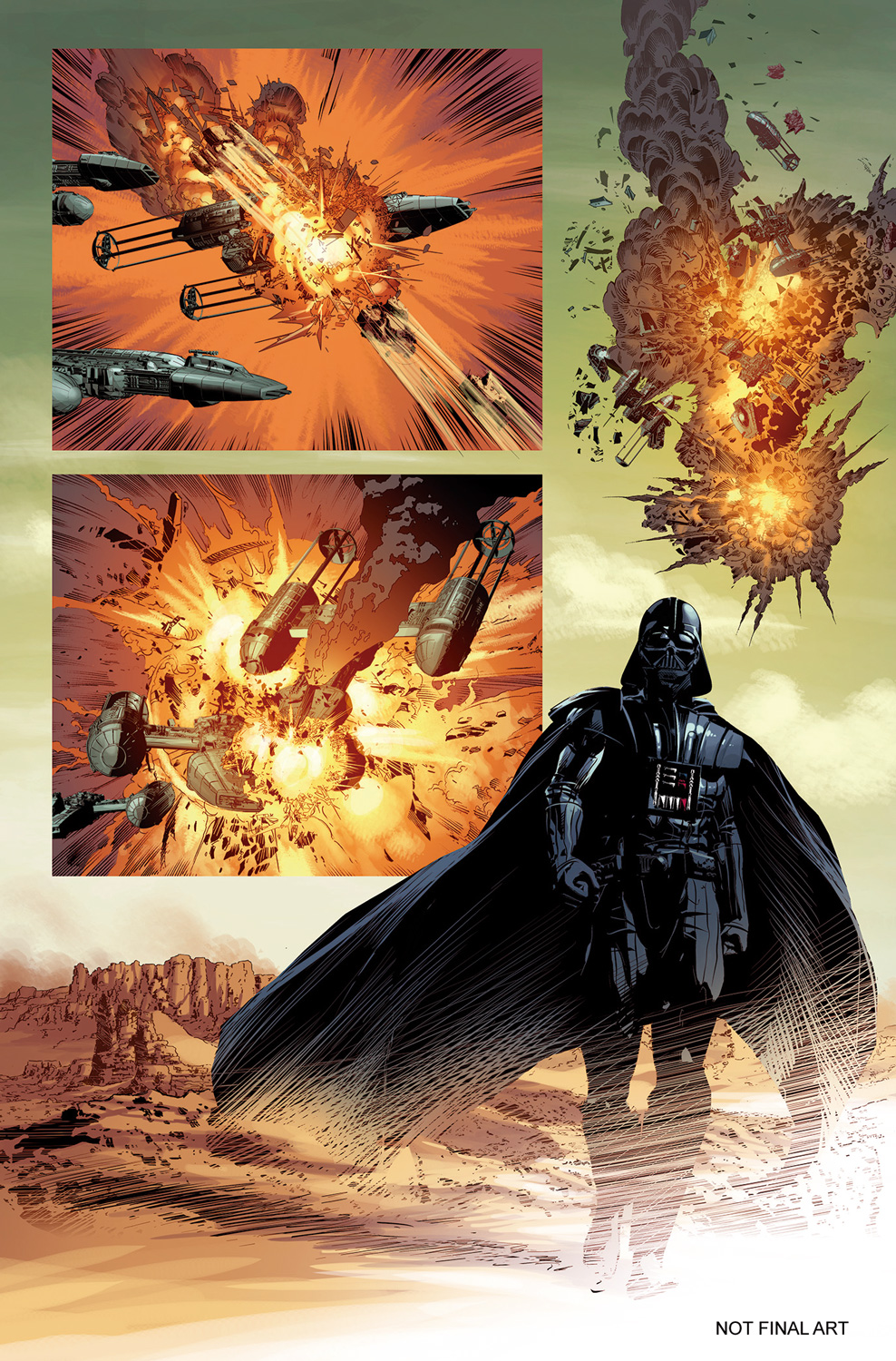 Vader Down preview 3