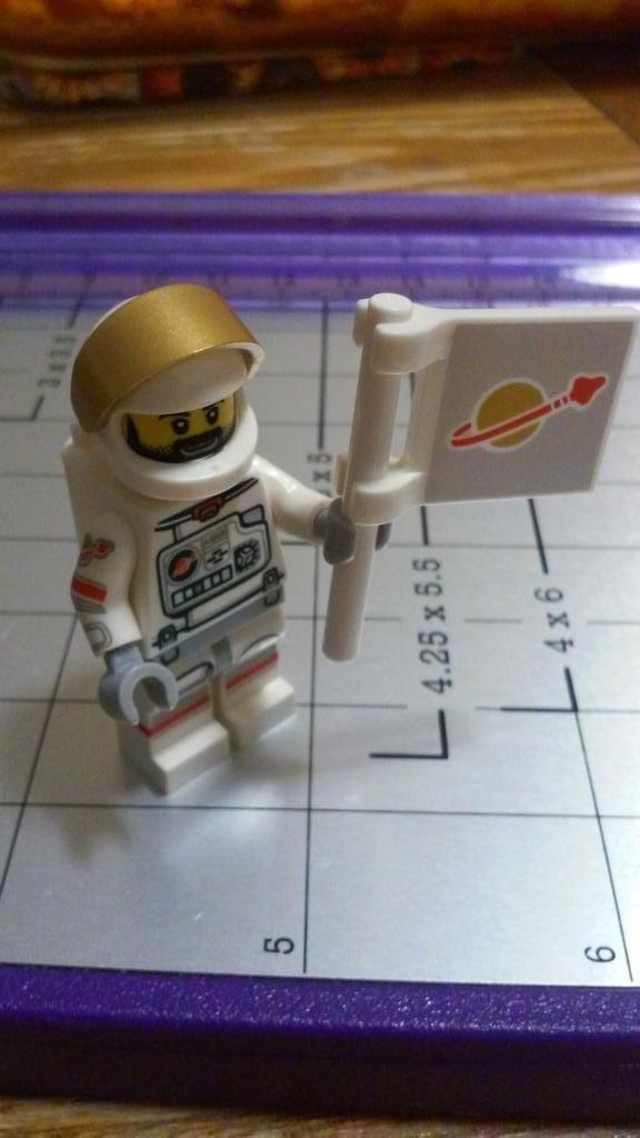 LEGO Spaceman