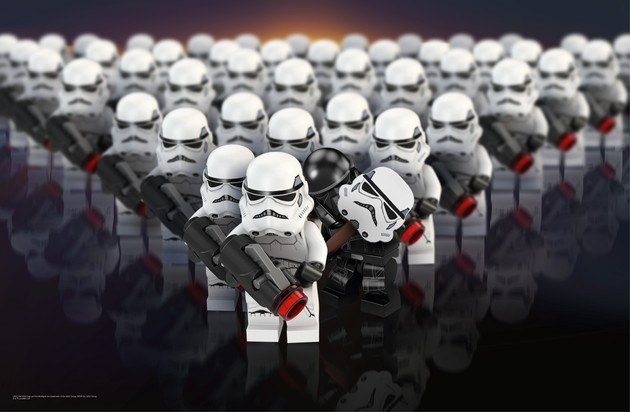 Find the Death Trooper Poster