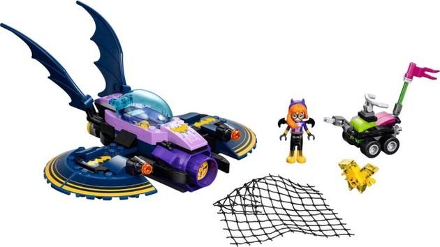 Batgirl's Batjet