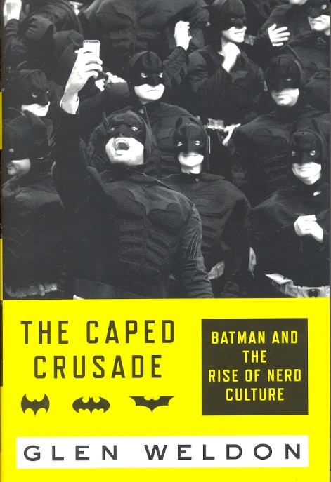 The Caped Crusade Cover