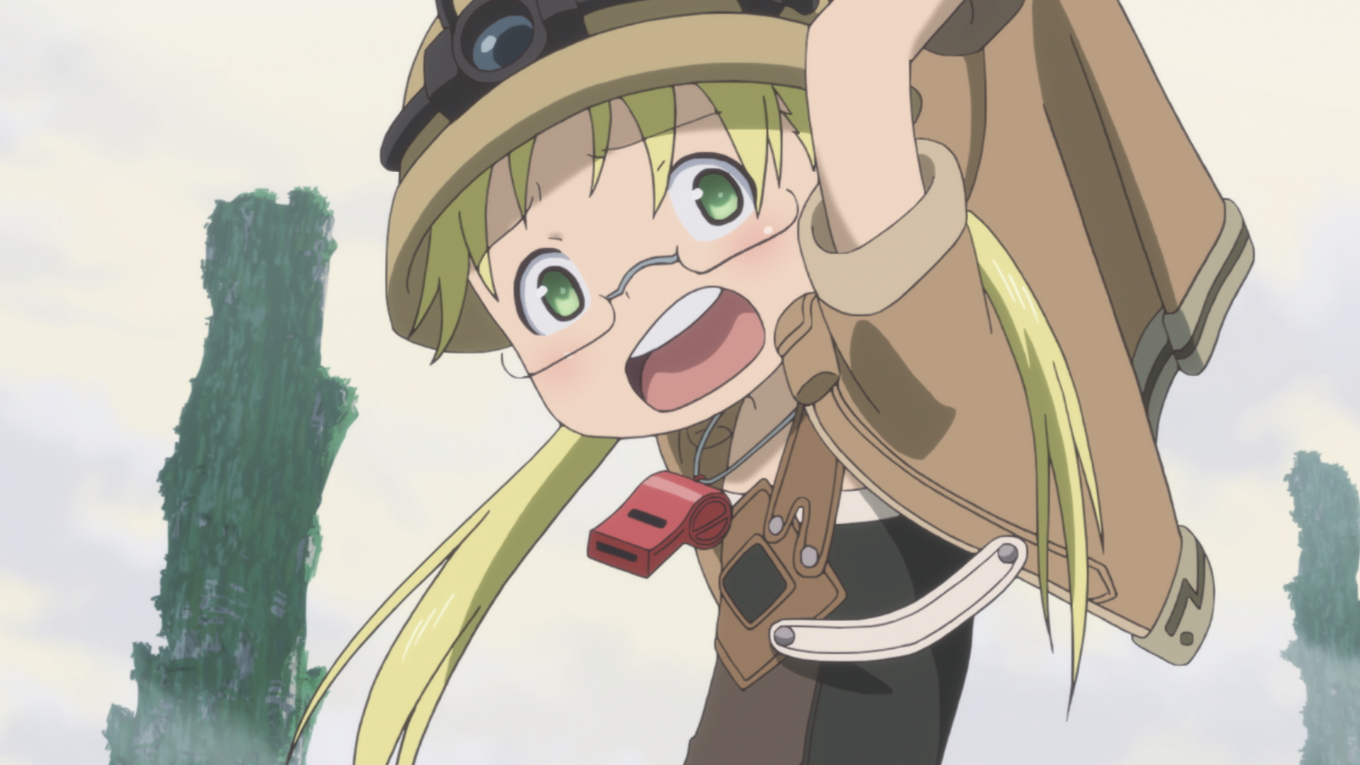 Made in Abyss' Riko