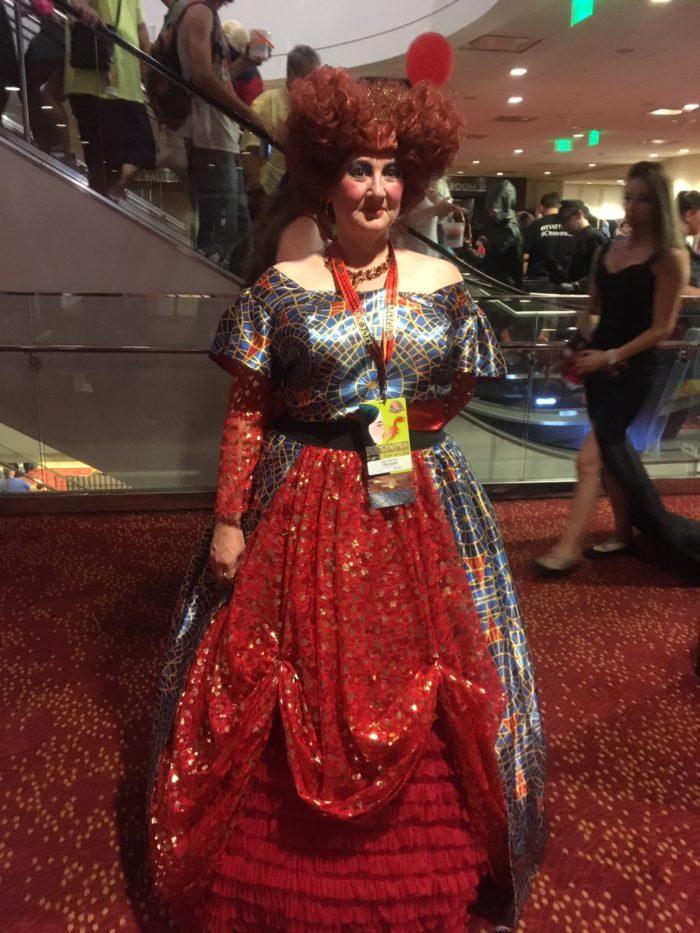 Marriott Carpet dress